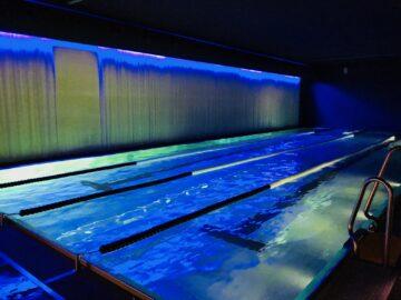 Yuri OGAwa Swimming