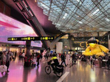 Doha To Barcelona