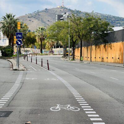 Road Bike in Barcelona