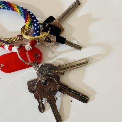 Lots of keys??