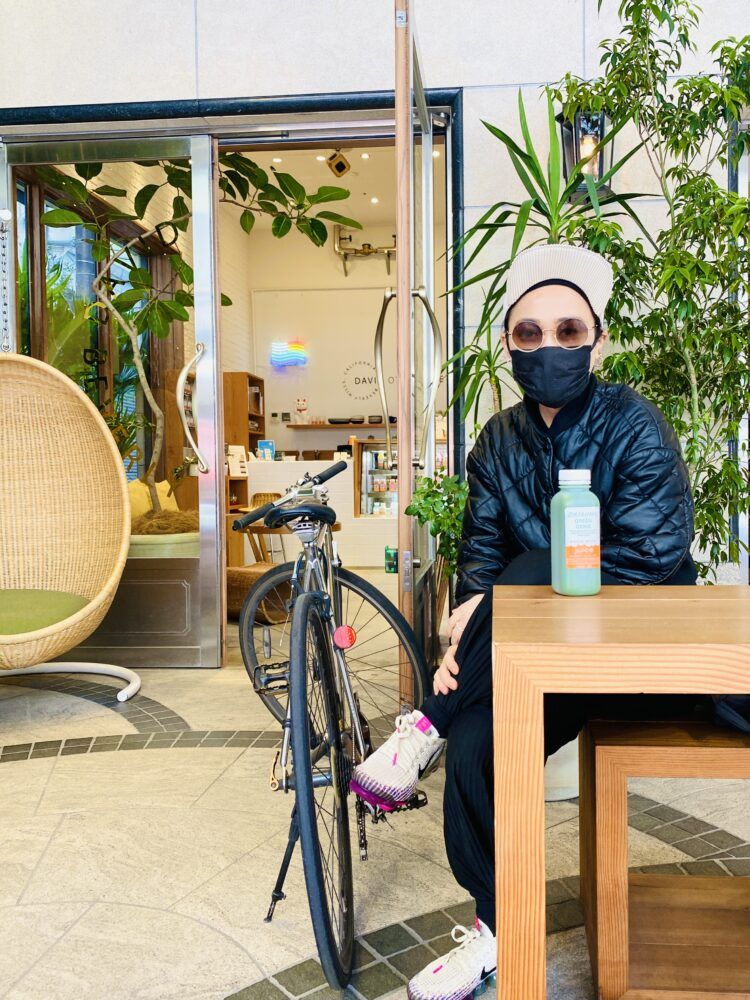 Juice For Life Yuri OGAwa