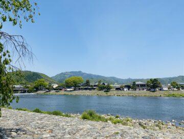 Yuri OGAwa Journal Ride to Arashiyama