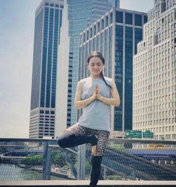 Yuri OGAwa Journal Jivamukti Yoga